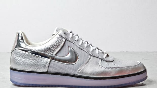 the best attitude fc48a aef2e Nike Air Force 1 Downtown - Silver