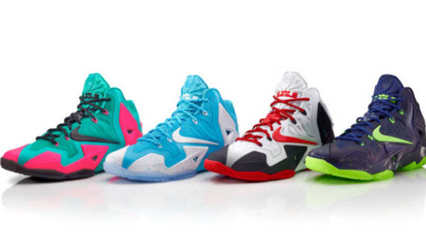 new styles 5e97e be233 NIKEiD LeBron 11 iD - Officially Unveiled