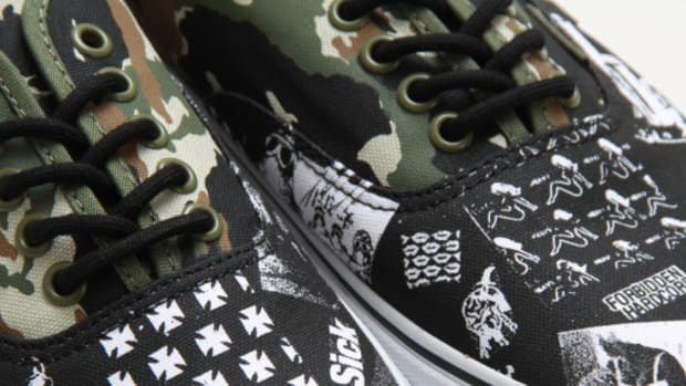 efee7d84bce2a8 Weirdo Dave x Vans Syndicate Authentic