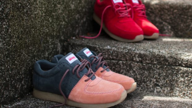 ronnie-fieg-x-clarks-kildare-salmon-grey-poppy-red-01