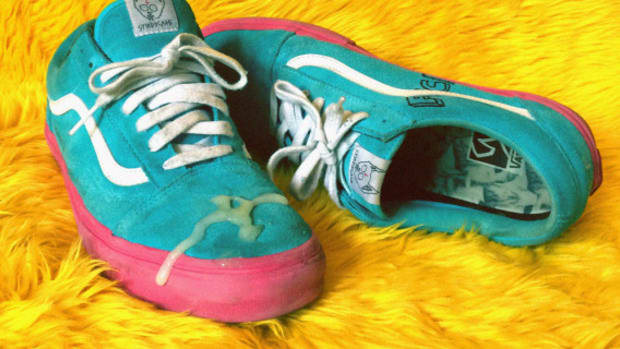 "ac153ab3d138d1 Odd Future x VANS Syndicate ""Golf Wang"" - Summer 2014"