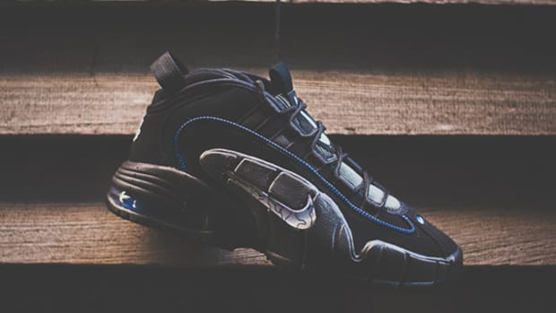 99a958e1a5 This Nike Air Penny 6 Pays Tribute to the Athlete's Alma Mater ...