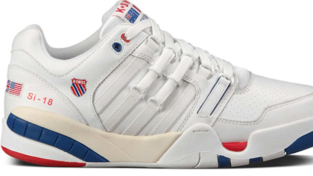 K-Swiss Drops ONE-TAP, the First