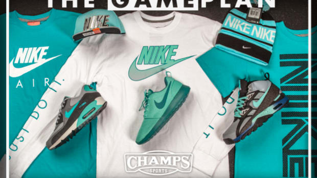 4a5b9699f31b5d The Game Plan by Champs Sports - Nike Hyper Jade Collection