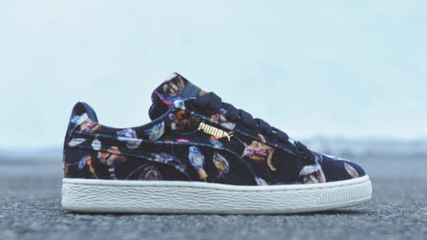 House of Hackney x PUMA Basket Classic & R698