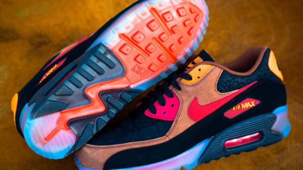 "Nike Air Max 90 ICE QS   ""Halloween"" 