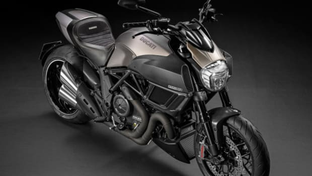Ducati Diavel Titanium - Limited Edition Motorcycle - 0