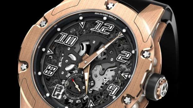 Richard Mille RM 33-01 Skeletonized Automatic Watch - 0