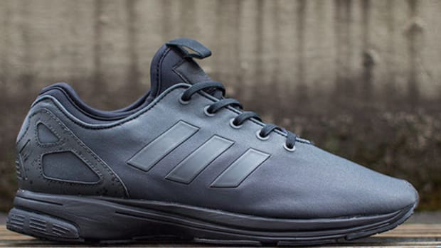 "adidas ZX Flux Tech NPS ""Blackout"""