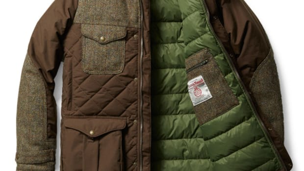 Harris Tweed x Filson - Parka Cruiser - 0