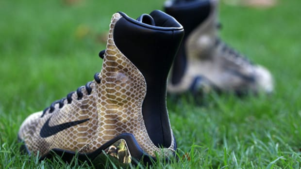 Nike Kobe IX Elite High EXT QS Snakeskin