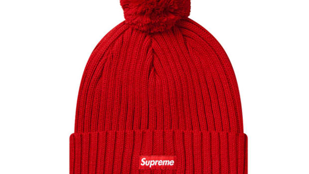 Supreme Ribbed Beanie | Available Now
