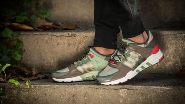 "adidas Originals EQT Running Support 93   ""Black Gucci"""