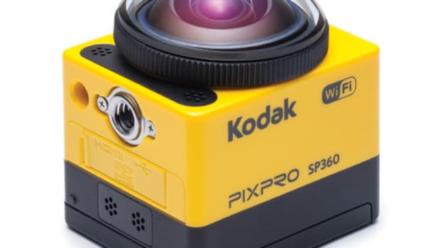 Kodak PIXPRO SP360   Worlds First 360 Degree Action Camera