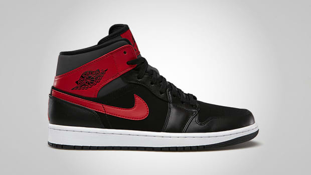 official photos d653f 9295c Air Jordan 1 Mid - Black Gym Red   Available Now