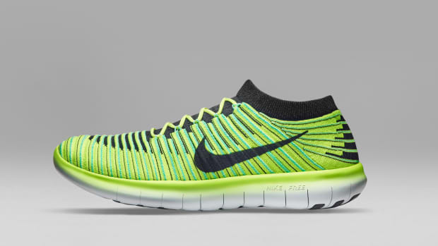 7fe5ae37a The Nike Free RN Motion Flyknit Takes Free Technology Even Further
