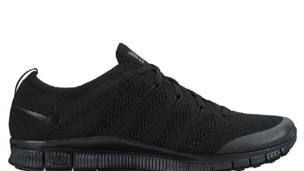 new concept 7aa58 8a64d The Clean Nike Free Flyknit NSW Goes Dark in Black Black
