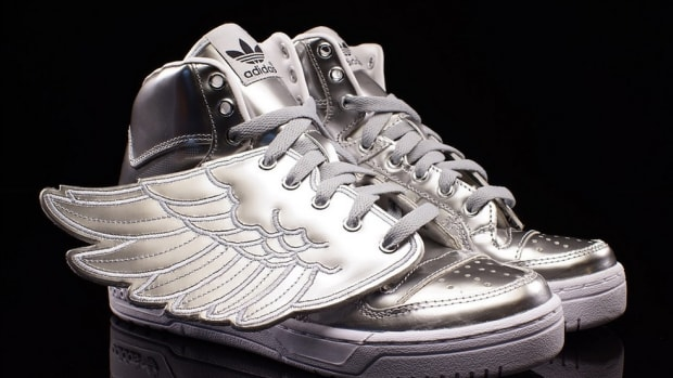6ec15c6790a2 Jeremy Scott Flies High With This Latest adidas JS Wings