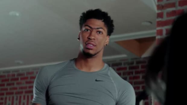 anthony davis nike teaser