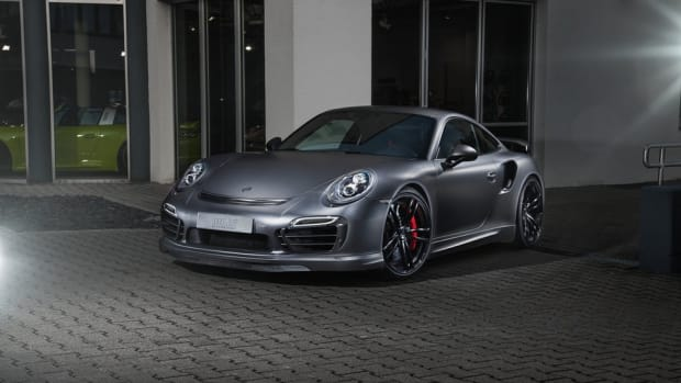 TechArt 911 Turbo S Dark Knight-1