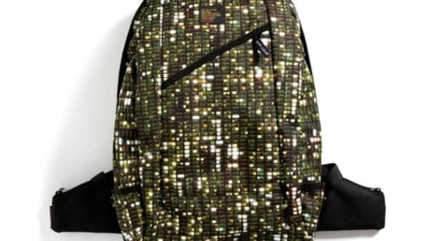 Babylon Camo Backpack