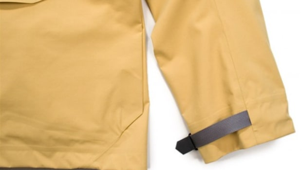 Field Jacket Yellow 4