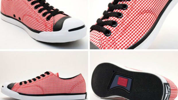Gingham Red 3