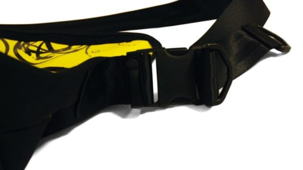 Futura x Crank Messenger Bag Yellow 3