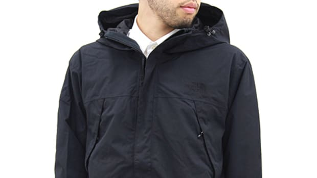 Scoop Jacket Black