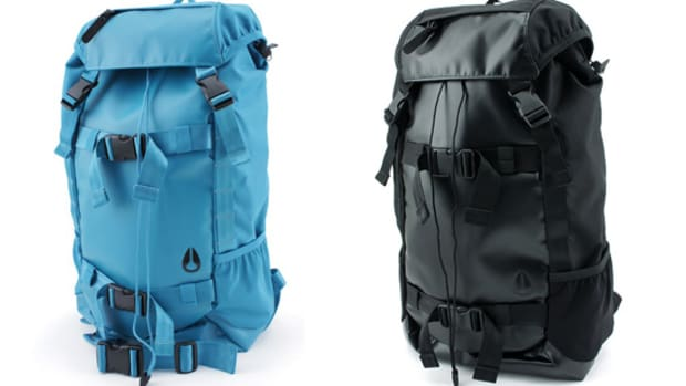 Landlock Backpack