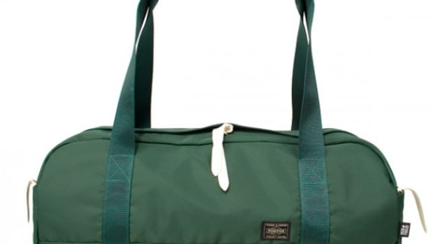 Shati Brick Boston Bag