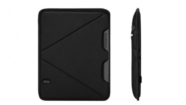 Origami iPad Sleeve Black