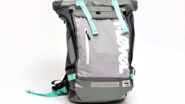 Infinity Rolltop Backpack