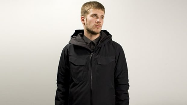 Insulated Shell Jacket