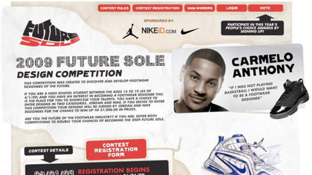 Reminder: Nike 2009 Future Sole Design Competition