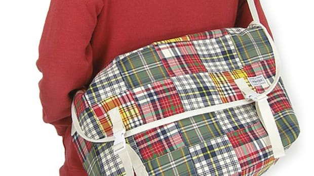 PORTER x ESSENTIAL DESIGNS  Madras Messenger Bag - 08