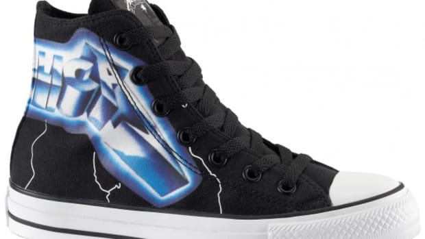 Metallica x Converse Chuck Taylor All Star - 01