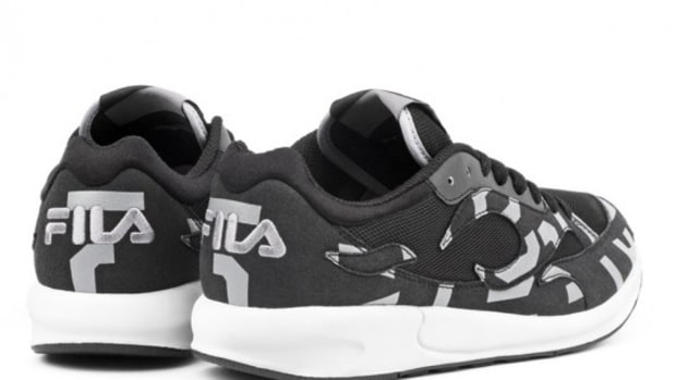 A.R.C. x FILA Fiamma Collection Black Grey - 01