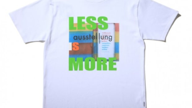 Gallery1950 - Less Is More Tee - 01