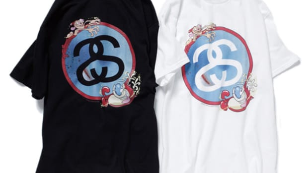 Stussy x Ren + Stimpy - Limited T-Shirt Collection