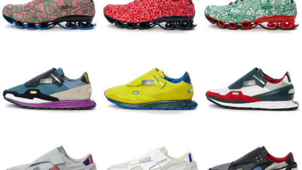 adidas by Raf Simons - Spring Summer 2014 Men s Footwear Collection ee81d180b