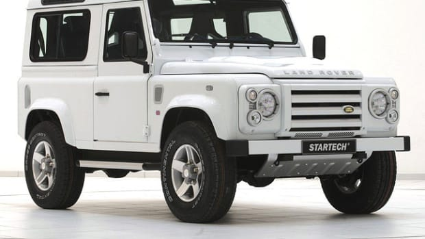 Startech-Land-Rover-Defender-90-Yachting-Edition 1