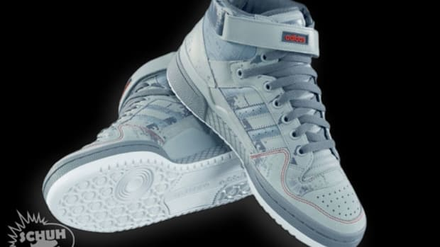 the latest 56866 cd679 Star Wars x adidas Originals Forum Mid - AT-AT  Available Now