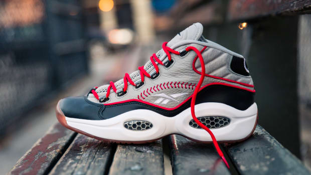 This Reebok Question Mid Is Inspired by Iverson s Infamous