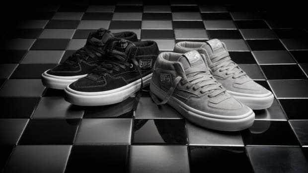 2454314331 Vans Celebrates the 25th Anniversary of the Half Cab