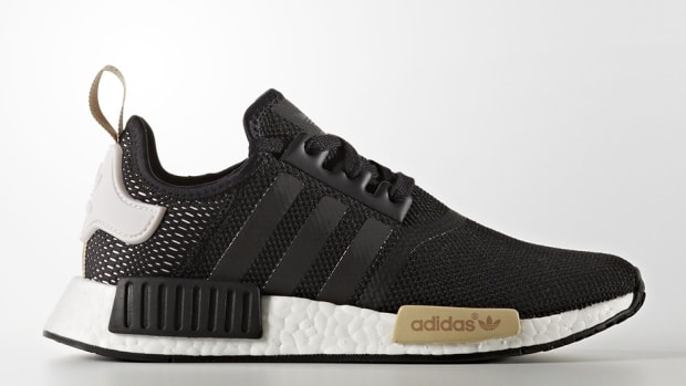 a91472648b3 Tri-Colored Three-Stripes Embellish the adidas NMD Primeknit ...