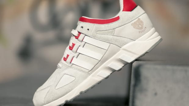 hot sale online edb5c a3e3c adidas Originals Honors Its Berlin Flagship Store With the EQT Guidance