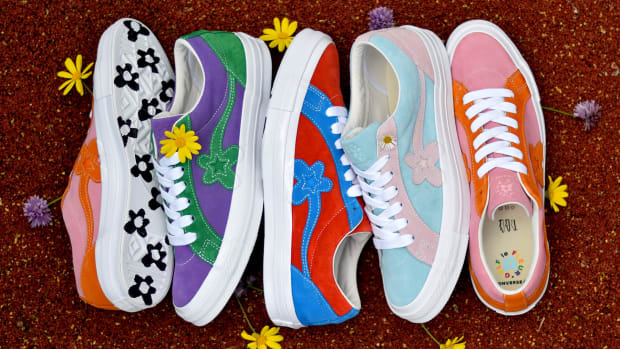 11897149ad53 A New Bouquet of Golf le Fleurs Are on the Way From Converse   Tyler