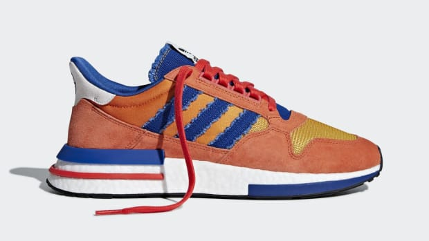0812ea97f451 An Official Look at the Dragon Ball Z x adidas ZX500 RM