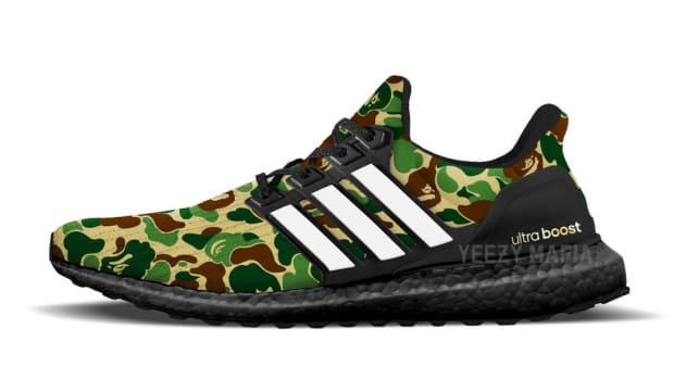 official photos 977c6 93c6f The BAPE x adidas UltraBOOST Gets a Tentative Release Date